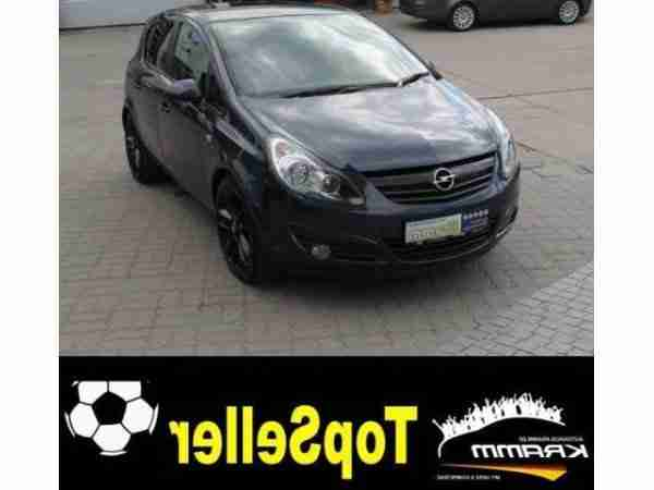 Corsa 5T 1.2 Color Edition Klima ZV E Fenster