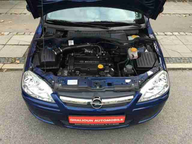 Opel Corsa C 1.2 Edition * TOP ZUSTAND *