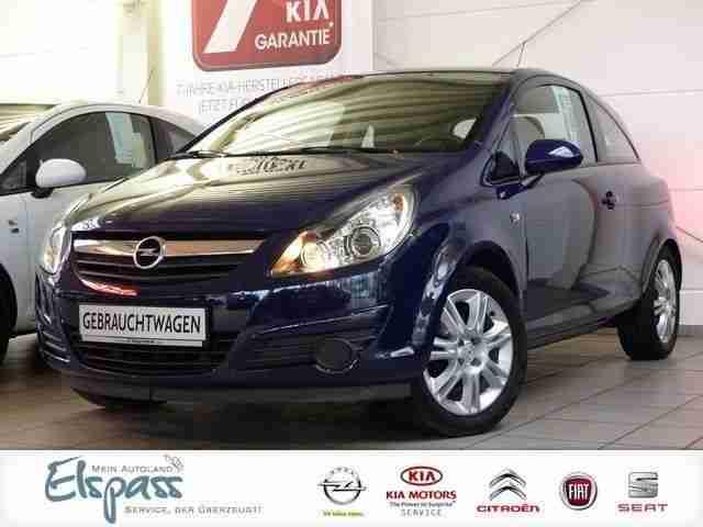 Opel Corsa D 1 0 Innovation Tempomat Die Aktuellen