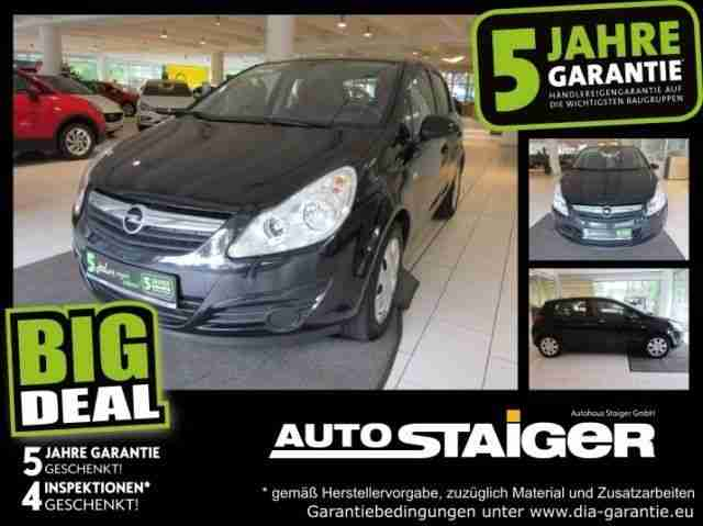 Opel Corsa D 1.2 Edition Klima ele. Fenster CD