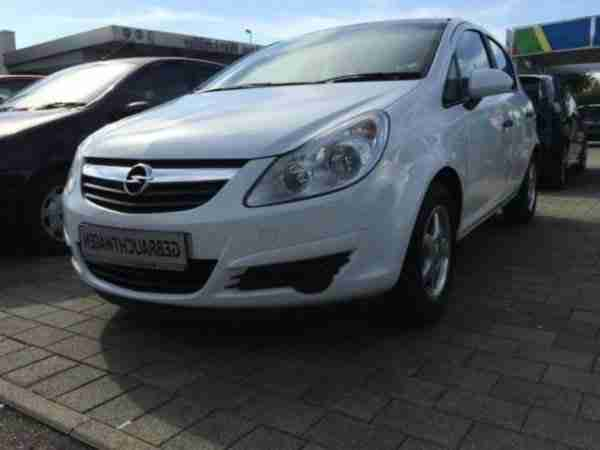Corsa D 1.2 Selection 110 Jahr
