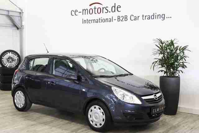 Corsa D 1.2 Twinport Ed. ABS Klima Bremsassis.