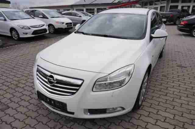 Opel Insignia 2.0 CDTI AT Selection KLIMA/SHZ/PDC