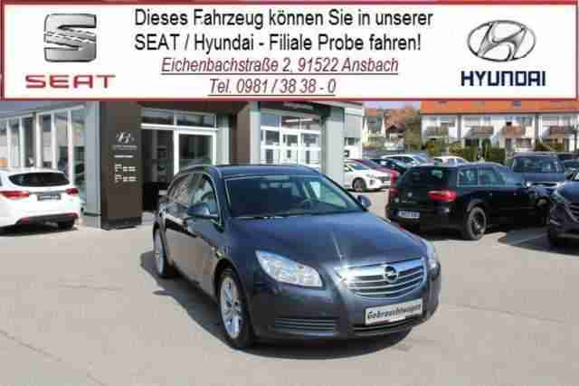 Opel Insignia 2.0 CDTI Sports Tourer Edition