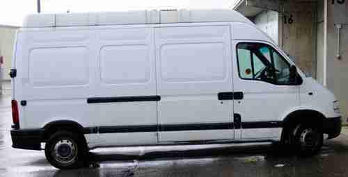 opel movano 2 5 dti maxi transporter nutzfahrzeuge. Black Bedroom Furniture Sets. Home Design Ideas