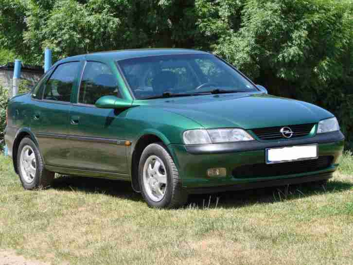 Opel Vectra B 1.8 CD - 16V - 115 PS - Bj. / EZ 1997 Klima Velours Winterräder