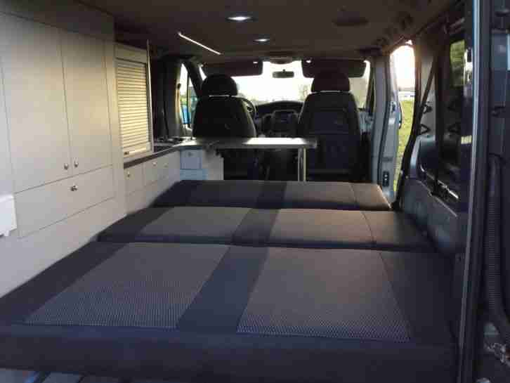 opel vivaro 2 0 dci l2h1 camper wohnmobil auto wohnwagen wohnmobile. Black Bedroom Furniture Sets. Home Design Ideas