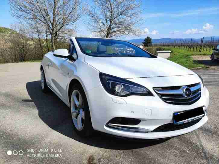 Opel cascada 1. 6l Turbo Start Stop
