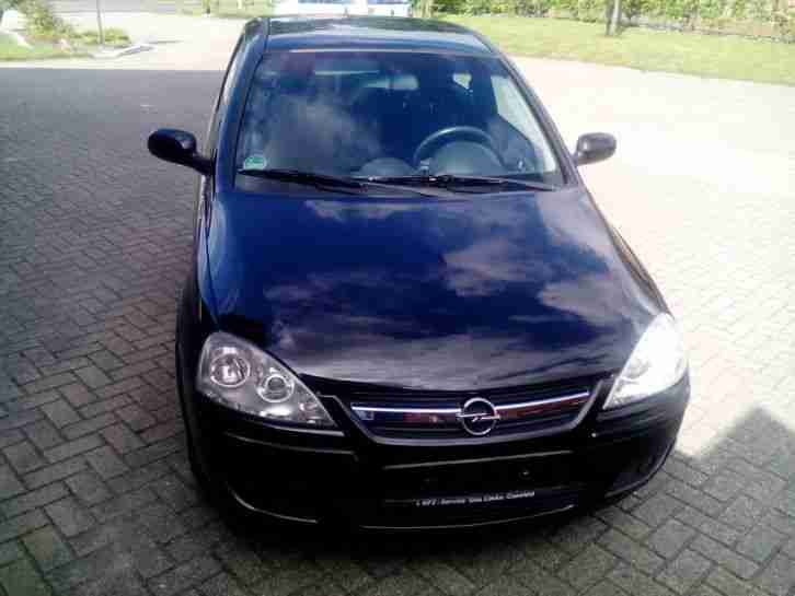 opel corsa c facelift mit t v die aktuellen angebote opel autos. Black Bedroom Furniture Sets. Home Design Ideas
