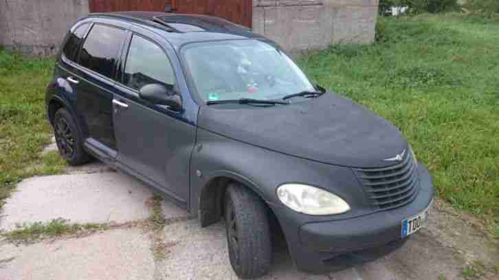 pt cruiser 2 o automatik t v die besten angebote amerikanischen autos. Black Bedroom Furniture Sets. Home Design Ideas