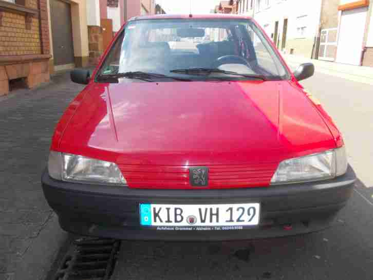 Peugeot 106 ohne