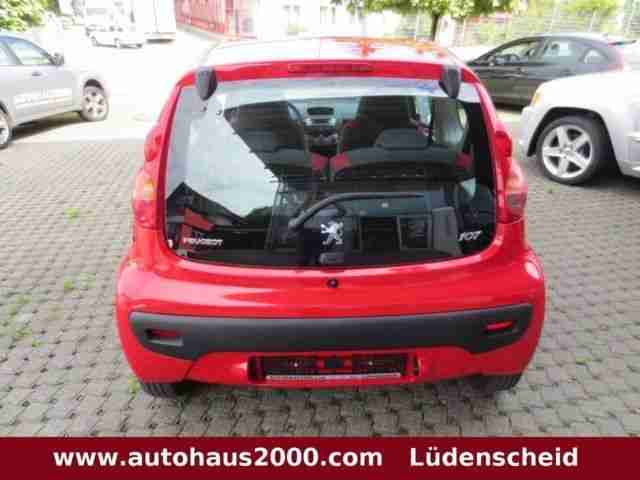 Peugeot 107 Urban Move *KLIMA* *Top-gepf.*