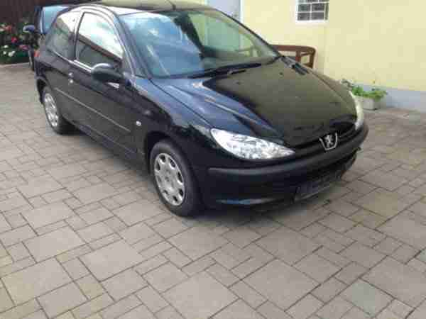 Peugeot 206 75 Grand Filou Cool 1. Hd SH gepfl.
