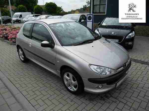 Peugeot 206 Grand Filou Cool 90 Klima R CD