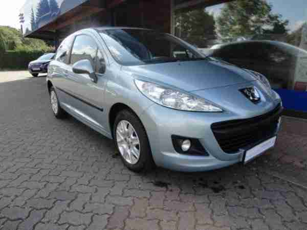 Peugeot 207 75 Tendance Klima, Radio CD