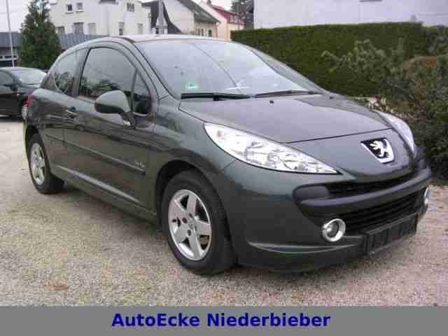Peugeot 207 75 Urban Move, Klima, Alu, CD!