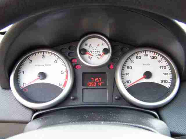 Peugeot 207 90 HDi FAP (Blue Lion) Urban Move 1.Hand