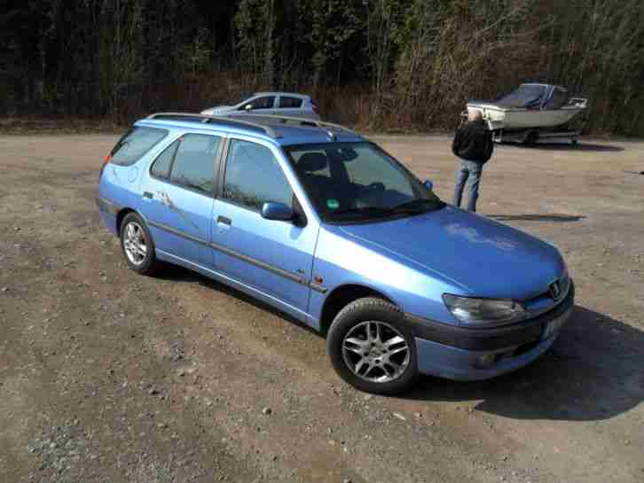Peugeot 306 Kombi / Break HU/AU 10/2016 8-fach bereift
