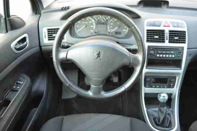 Peugeot 307 / 1. Hand / Klima / Bordcomputer