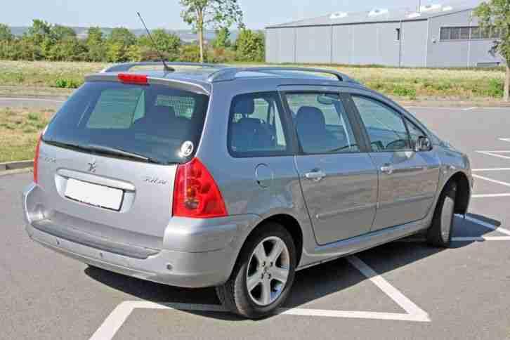 Peugeot 307 SW • 104.200km • scheckheft • TÜV - tolle ...
