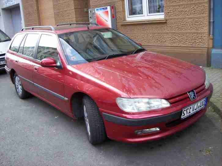 Peugeot 406 Kombi Break 1, 8 Ltr. 110 Ps