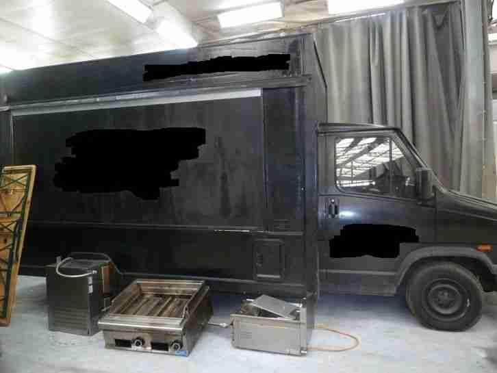 peugeot j5 ducato 290 imbisswagen nutzfahrzeuge angebote. Black Bedroom Furniture Sets. Home Design Ideas