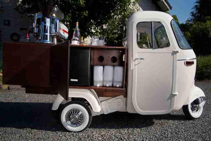 piaggio ape von 1964 als verkaufswagen oder nutzfahrzeuge angebote. Black Bedroom Furniture Sets. Home Design Ideas