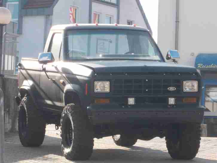 pick up gel ndewagen ford bronco allrad 4x4 off tolle. Black Bedroom Furniture Sets. Home Design Ideas