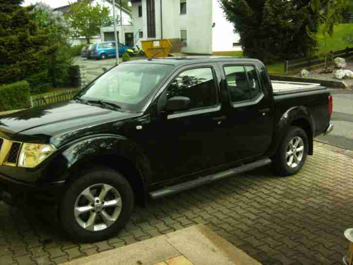 Pick up NISSAN NAVARA D40, 4x4 Double cup mit