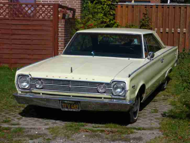 Plymouth Satellite 1966