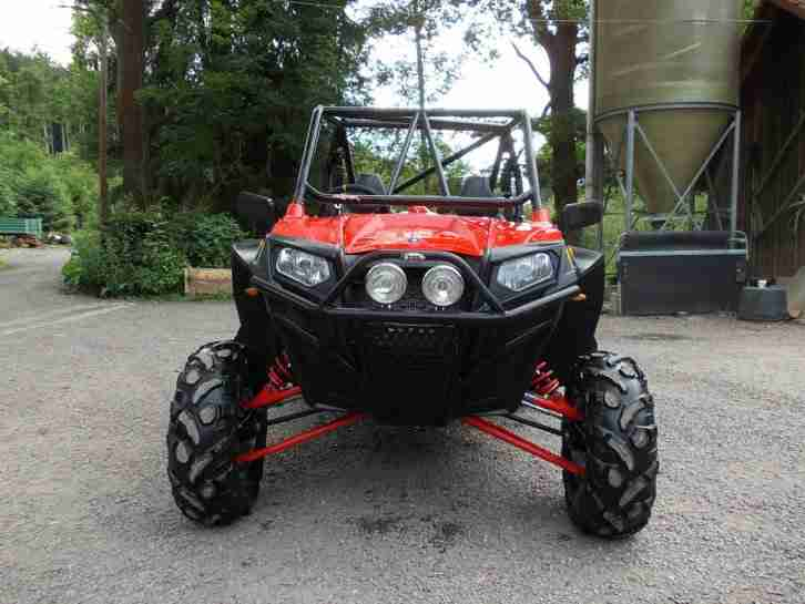 Polaris RZR 900 Buggy