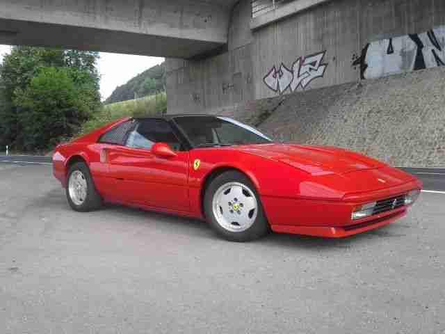 Pontiac Fiero Ferrari 328gts Umbau Die Besten Angebote Amerikanischen Autos