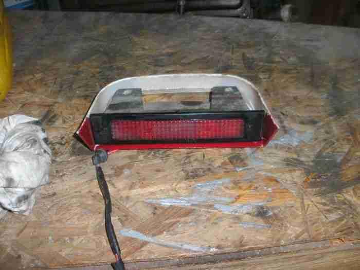 pontiac firebird trans am 91 bremsleuchte die. Black Bedroom Furniture Sets. Home Design Ideas