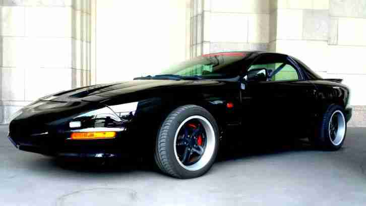 Pontiac Firebird Trans Am No Camaro V8 Hot Rod Youngtimer US-Car