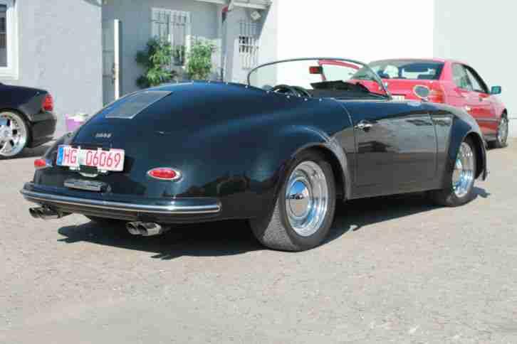 porsche 356 speedster breitbau custom porsche cars tolle angebote. Black Bedroom Furniture Sets. Home Design Ideas