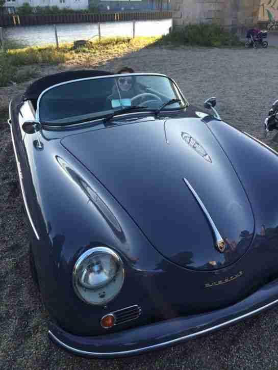 porsche 356 speedster replica von jps porsche cars tolle angebote. Black Bedroom Furniture Sets. Home Design Ideas