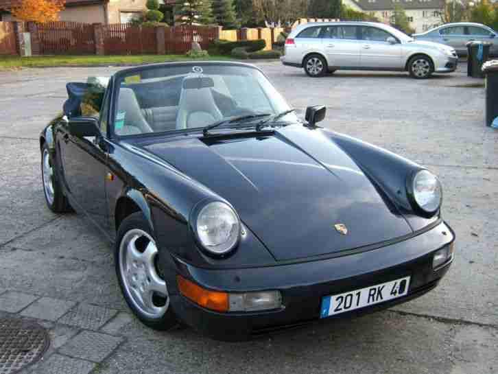 porsche 911 964 c4 cabrio unfallfrei porsche cars tolle. Black Bedroom Furniture Sets. Home Design Ideas