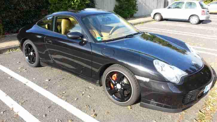 porsche 911 996 4s ez 11 2003 porsche cars tolle angebote. Black Bedroom Furniture Sets. Home Design Ideas