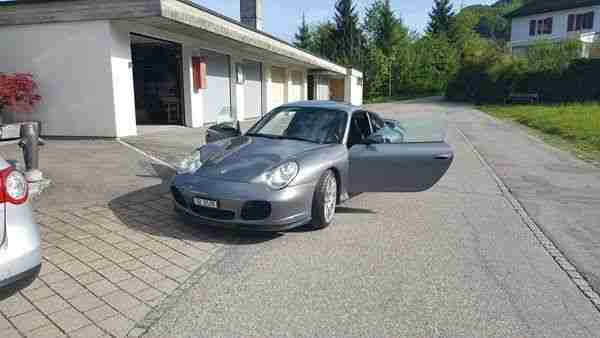 Porsche 911 996 Turbo Rinspeed 510PS 730NM