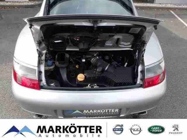 Porsche 911 Carrera/Tiptronic/Leder/PCM/Turbo Rad