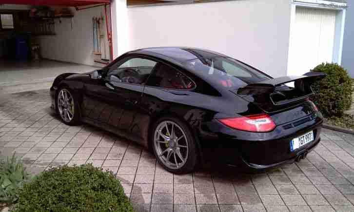 porsche 911 gt3 mkii modell 997 ez 09 2009 porsche cars tolle angebote. Black Bedroom Furniture Sets. Home Design Ideas