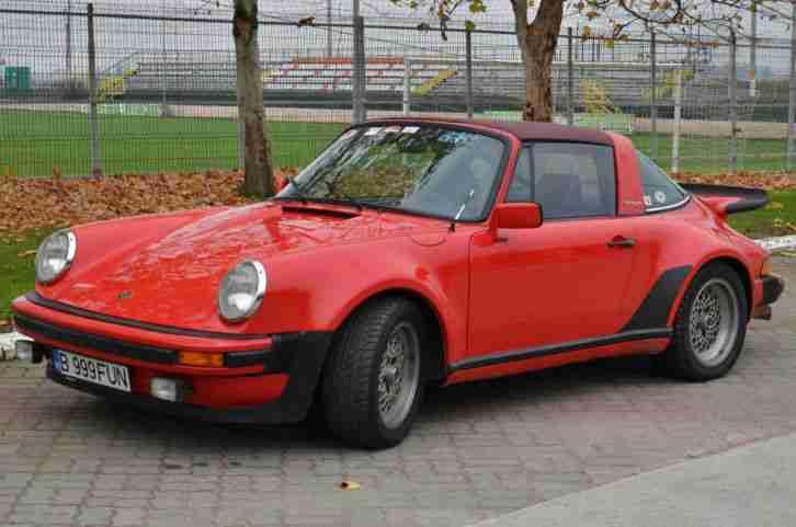 porsche 911 sc turbo look 1972 3 liter motor porsche. Black Bedroom Furniture Sets. Home Design Ideas