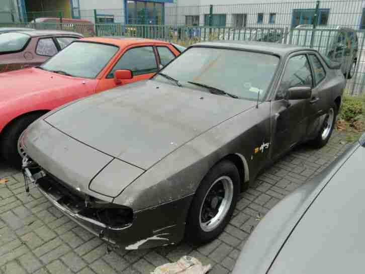 Porsche 944 Restaurationsobjekt 1983