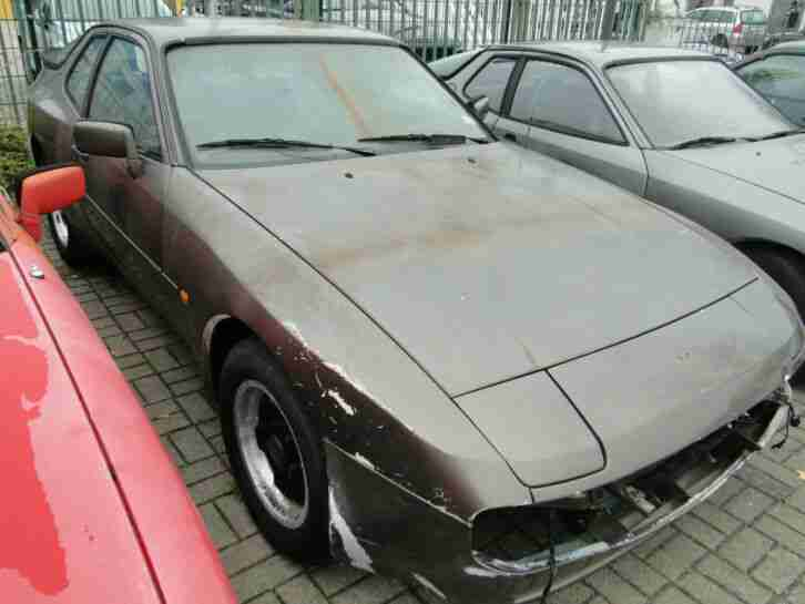 Porsche 944 Restaurationsobjekt