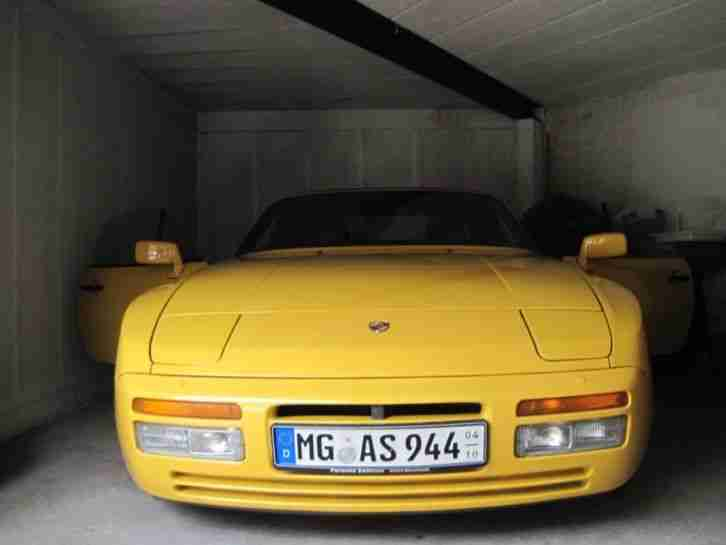 944 S2 Cabrio Youngtimer im TOP Zustand