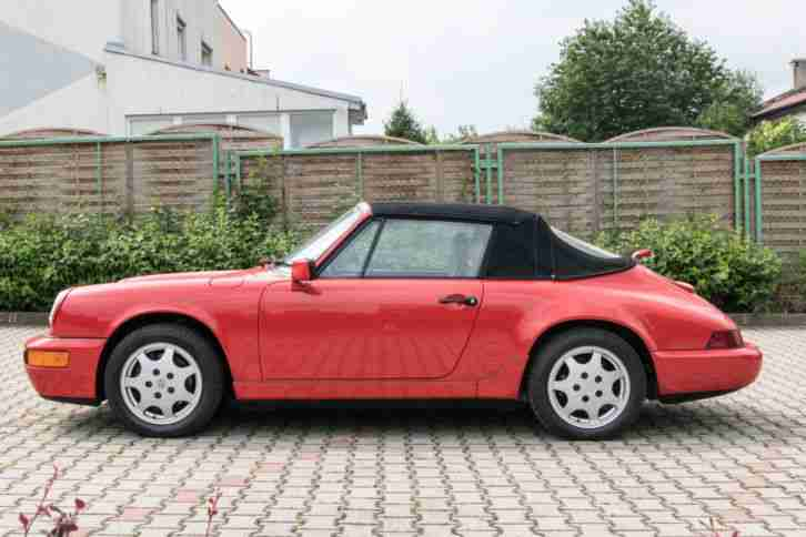 Porsche 964 Carrera 2 cabrio TOP