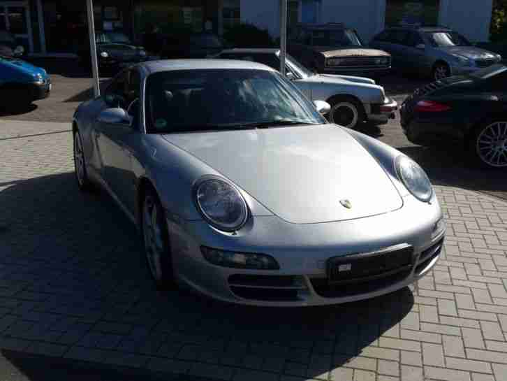 Porsche 997 Carrera 4 Approved Garantie