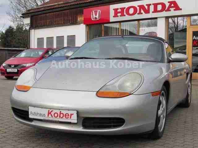 Boxster 2.5 Roadster Klima