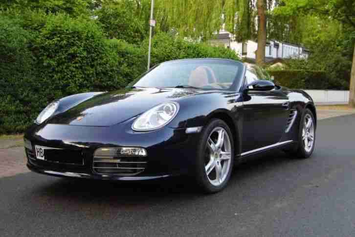porsche boxster 987 cabrio ez 7 2006 180 kw porsche cars tolle angebote. Black Bedroom Furniture Sets. Home Design Ideas