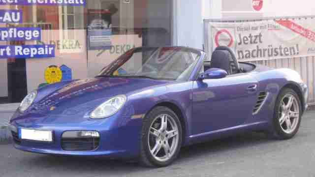 Boxster 987 TopZustand 1 Hand